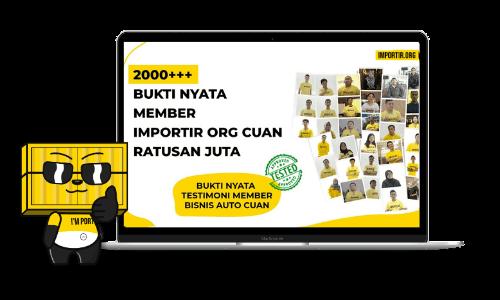 2000+ Bukti nyata member importir.org (Recap Video))
