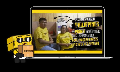 member importir.org dari Philippines? beneran?